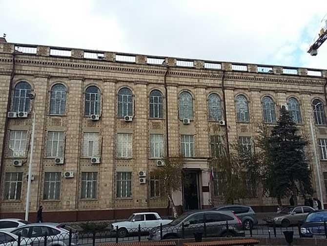 Ленинский районный суд Ростова-на-Дону